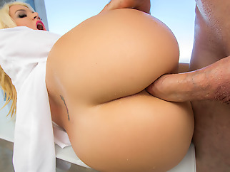 The Price of Anal big tits anal blond